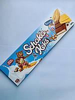 Шоколад  Mister Choc Schoko Keks with Milk Creme 300 g