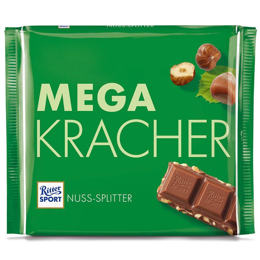 Шоколад  Ritter Sport Mega Kracher Nuss Spliter 250 g