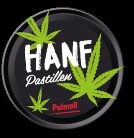 Драже Pulmoll Hanf 50 g