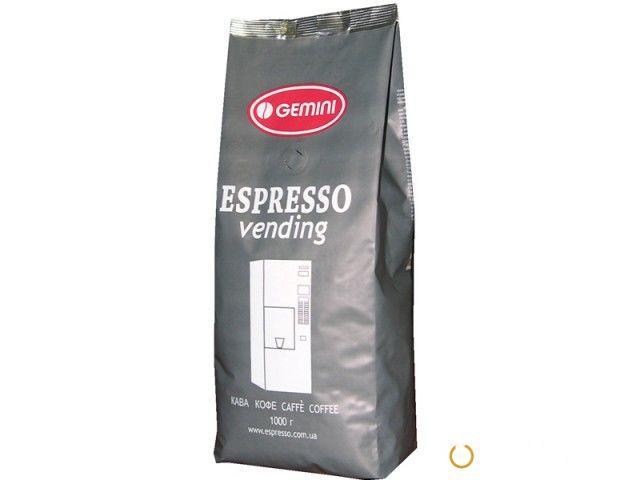 Кава GEMINI ESPRESSO VENDING (1кг)