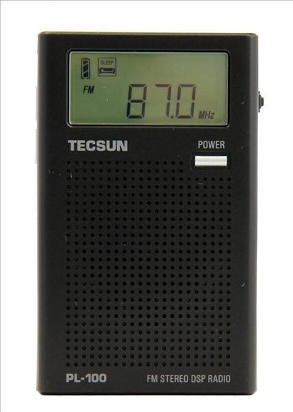 Радіоприймач Tecsun PL-100