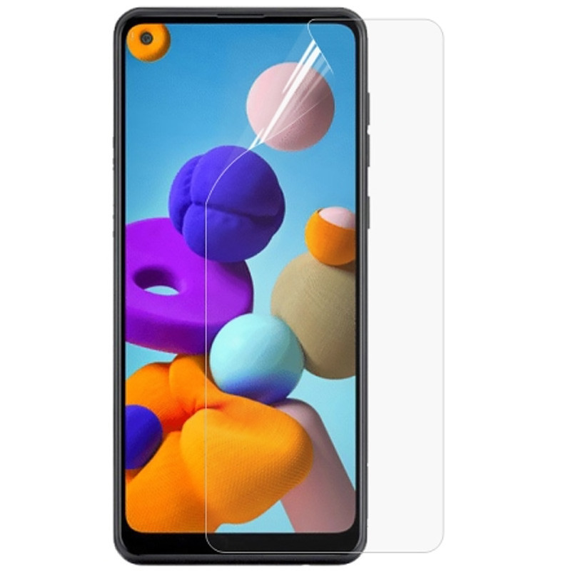 Гидрогелевая пленка (тех.пак) для Samsung Galaxy A21 / A21s