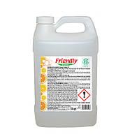 Органічний засіб для миття посуду Friendly Organic c апельсиновим маслом 5000 мл