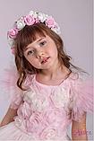 Карнавальный костюм  для девочки цветок  Роза, фото 5