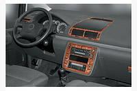 Накладки на панель Volkswagen Sharan 1995-2010 Титан