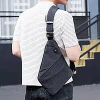 Мужская сумка через плечо, мессенджер Cross Body Кросс Боди
