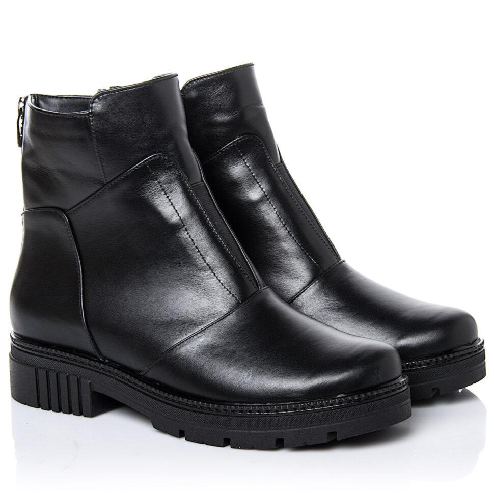 Ботинки La Rose 2256 36(23,4см) Черный кожа