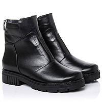 Ботинки La Rose 2256 36(23,4см) Черный кожа, фото 1