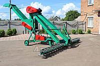 Зернометатель ЗМ-100 С, Зерновой самопередвижной метатель, зернопогрузчик, запчасти для зернометателя