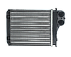 Радиатор отопителя салона (печки) NISSENS Dacia Logan фаза 1/2, Renault Sandero 1/2, Duster, Lada Largus