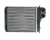 Радиатор отопителя салона (печки) NISSENS Dacia Logan фаза 1/2, Renault Sandero 1/2, Duster, Lada Largus, фото 1
