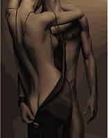 Картина по номерам BrushMe Эротика 40*50 см (в коробке) арт.BRM24601