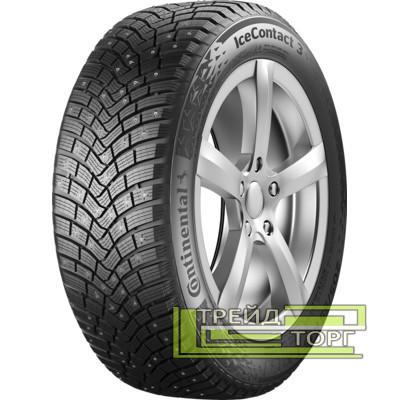 Зимняя шина Continental IceContact 3 255/60 R18 112T XL FR (под шип)