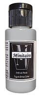 Краски для аэрографа D6-164 Minitaire Gun Alloy