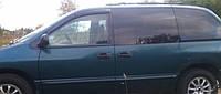 Дефлекторы окон Dodge Caravan IV 2000-2007 | Ветровики Додж Караван