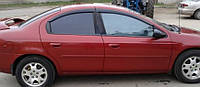 Ветровики Додж Неон | Дефлекторы окон Dodge Neon II Sd 1999