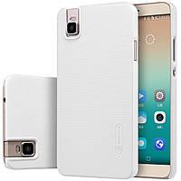 Чехол Nillkin для Huawei Honor 7i белый (+ плёнка)