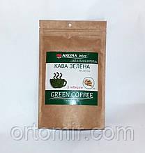 Кофе зелёный с имбирём