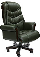 Кресло Ca 1395 кожа green leather