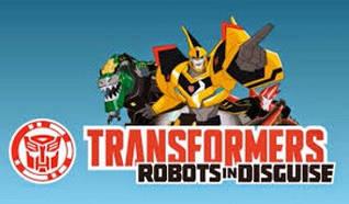 Игрушки трансформеры Роботы под прикрытием (Transformers Robots in Disguise)