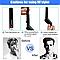 Утюжок-выпрямитель для бороды и волос Barber, фото 5