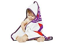 Полотенце Unna с капюшоном 70x70см
