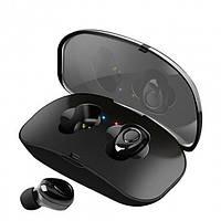 Беспроводные наушники Bluetooth Alitek X18 TWS Stereo Black Наушники и гарнитуры в Украине