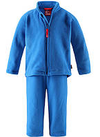 Комплект флисовый (кардиган + штаны) Reima Basil Код 516074-6440 размеры на рост 80, 86 см