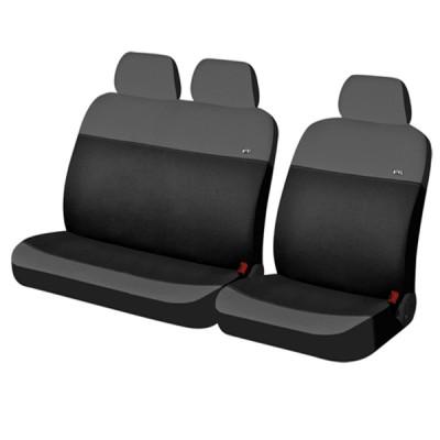 Чехлы для автомобильных сидений микроавтобусов Hadar Rosen RONDO Van 10401