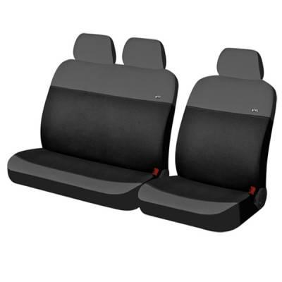 Чехлы для автомобильных сидений микроавтобусов Hadar Rosen RONDO Van 10401, фото 2