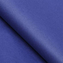 Бумага тишью 55х60 см (5 шт), цвет синий
