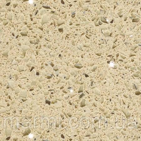 Кварцевый искусственный камень Kristalius Beige