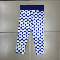Детская одежда оптом Лосины (начёс) для девочек оптом р.2-3-4-5