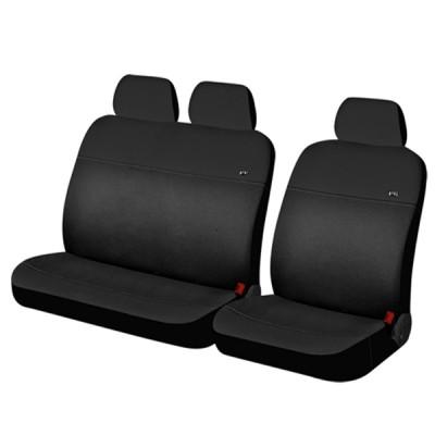 Чехлы для сидений микроавтобуса Hadar Rosen RONDO Van Черный 10399