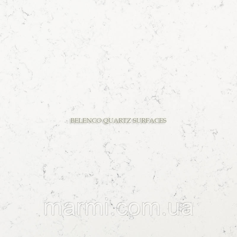 Агломерат кварца Fairy White, фото 1