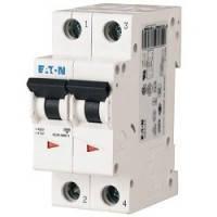 Автоматический выключатель PL4 2п 16А С 4,5 кА