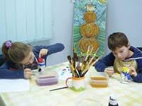 Мастер-классы в Арт-студии в центре Киева для детей и взрослых