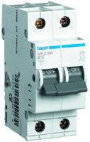 Автоматический выключатель Hager 2п 16А С 6 кА