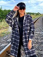 Женский стильный удлиненный кардиган, фото 1