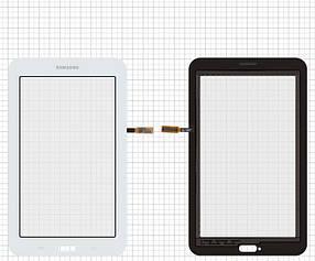 Сенсор (тачскрін) для планшета Samsung T110 білий версія Wi-Fi Оригінал
