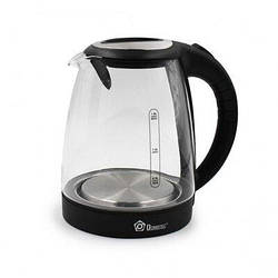 Чайник черный стекло 1,8 л MS 8110