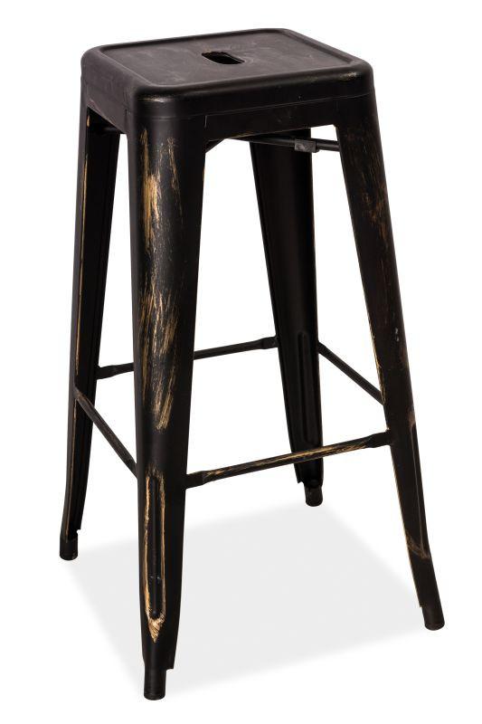 Барное кресло Signal Long black