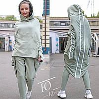 Женский спортивный прогулочный костюм, спортивный костюм для прогулок, фото 1