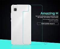 Защитное стекло на заднюю панель Nillkin Anti-Explosion Glass для Huawei Honor 7i