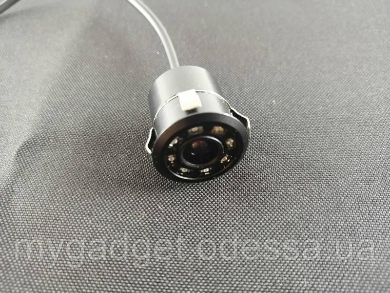 Автомобильная камера заднего вида  8LED белый