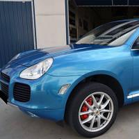 Голубой глянец 3М Gloss Blue Metallic (Scotchprint 1080-G227)