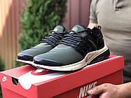 Качестенные мужские кроссовки тёмно-зелёного цвета с белым с 41 по 46  размер, фото 3