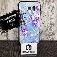 Чехол с рисунком для Samsung S6 (G920), фото 1