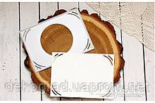 """Ніж для вирубки """"Підкладка для Фото 9*13 см"""" від AgiArt"""