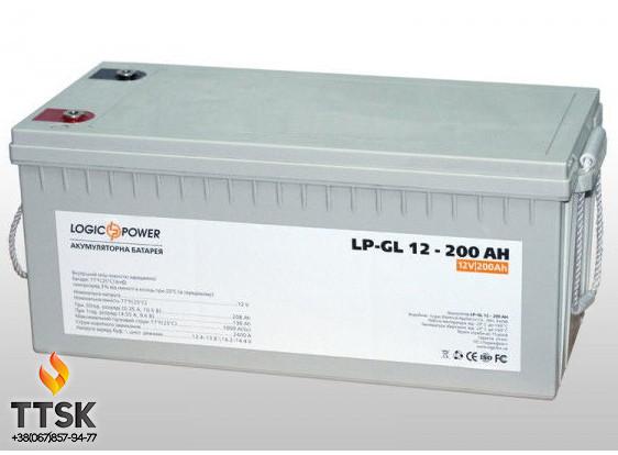Аккумулятор AGM LP-MG 12-200 АН